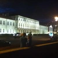 Photo taken at Филологический факультет СПбГУ by Timur C. on 5/26/2012