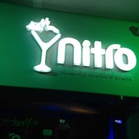 Photo taken at Nitro by Hector C. on 6/23/2012