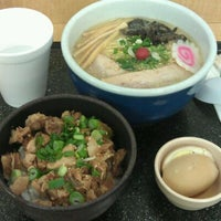 Photo taken at Santouka Ramen by hisaharu on 1/22/2012