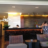 Photo taken at Bali Dynasty Resort by Eko Hadi P. on 5/2/2012
