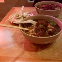 Photo taken at Prince Happy Beef Noodle by Vincent K. on 9/24/2011