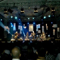 Photo taken at The AXIS Jakarta International Java Jazz Festival 2011 by trev p. on 3/6/2011