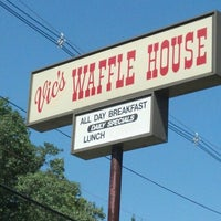 Photo taken at Vic's Waffle House by Roger S. on 6/24/2012