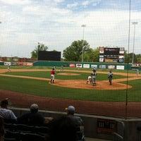 Photo taken at Bowling Green Ballpark by Slim N. on 6/17/2012