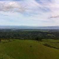 Photo taken at Windy Hill Open Space Preserve by Jessica W. on 5/7/2011