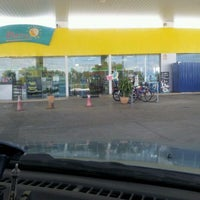 Photo taken at PETRONAS Station UTP by mohd r. on 8/31/2011