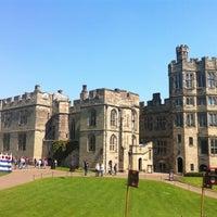 Photo taken at Warwick Castle by Shelova on 5/22/2012