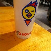 Photo taken at Koo Koo Roo by Ricardo B. on 8/24/2012