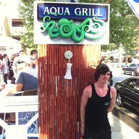 Photo taken at Aqua Grill by Koset S. on 5/29/2011
