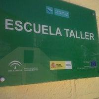 Photo taken at Parque Guadalteba by Comarca del Guadalteba on 6/12/2012