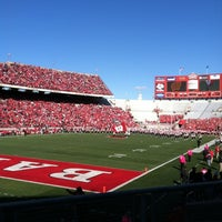 Photo taken at Camp Randall Stadium by Roberto D. on 10/15/2011