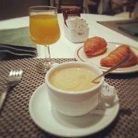 Photo taken at Hotel Felipe IV Valladolid by Alfredo d. on 8/7/2012