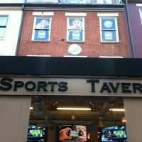 Photo taken at Penn Quarter Sports Tavern by Eric W. on 5/19/2011