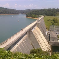 Photo taken at Norris Dam State Park by Gary S. on 8/20/2011