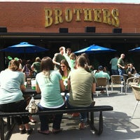 Photo taken at Brothers Bar & Grill by Donald D. on 3/17/2012