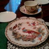 Photo taken at Tea On The Tiber by Katherine J. on 7/21/2012