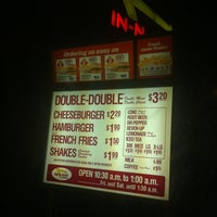 Photo taken at In-N-Out Burger by Adrian L. on 8/25/2012