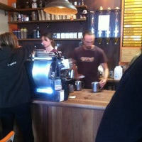 Photo taken at Grind Espresso by Michelle F. on 5/15/2012