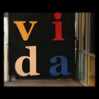 Photo taken at Vida Cantina by Erin A. on 2/17/2012