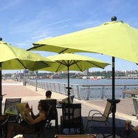Photo taken at Pier I Cafe by Jean-Clément on 8/26/2012