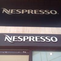Photo taken at Nespresso Boutique by Natasha D. on 5/19/2012