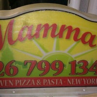 Photo taken at Mamma's Brick Oven Pizza by Alan G. on 7/15/2012