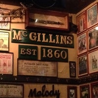 Photo taken at McGillin's Olde Ale House by Justin K. on 9/1/2012