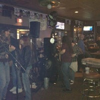 Photo taken at BackStreets Sports Bar by Doug T. on 2/26/2012