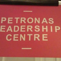Photo taken at PETRONAS Management Training Centre (PERMATA) by Jovilyn C. on 4/4/2012