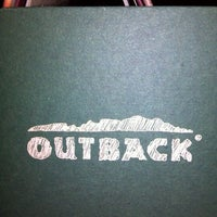Photo taken at Outback Steakhouse by Beth B. on 3/21/2012