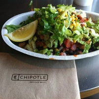 Photo taken at Chipotle Mexican Grill by Vishal V. on 8/20/2012