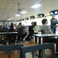 Photo taken at Royal Lanes Bowling Alley by Jose M. on 2/26/2012