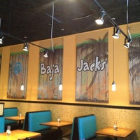 Photo taken at Baja Jacks by Mandy V. on 3/19/2012