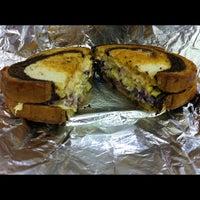Photo taken at Sacks Sandwiches by Art T. on 9/5/2012