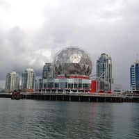 Photo taken at Science World at TELUS World of Science by Steve B. on 2/26/2012