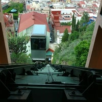 Photo taken at Funicular Panorámico by Agustin G. on 8/23/2012