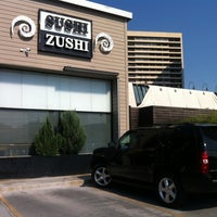 Photo taken at Sushi Zushi by Paul A. on 6/24/2012