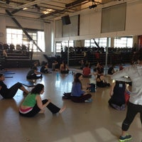 Photo taken at ODC Dance Commons by Mikey S. on 4/18/2012