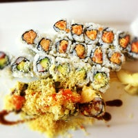 Photo taken at Wokano Japanese Steakhouse by Tory on 7/11/2012