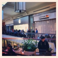 Photo taken at Apple Store, The Oaks by Nick S. on 3/16/2012