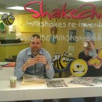 Photo taken at ShakeAway by Steven H. on 7/7/2012