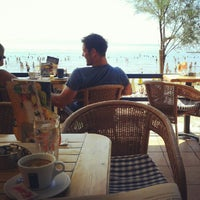 Photo taken at Caffe bar Žbirac by Mario F. on 6/18/2012
