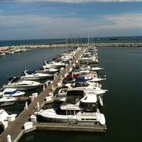 Photo taken at Sheboygan Harbor Center Marina by TGongaware on 7/21/2012