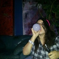 Photo taken at Downtown Hookah Lounge by Kaitlyn B. on 5/4/2012