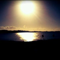 Photo taken at Lagoa do Bonfim by Bruna B. on 7/28/2012