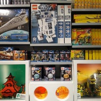 Photo taken at The LEGO Store by Serena T. on 8/25/2012