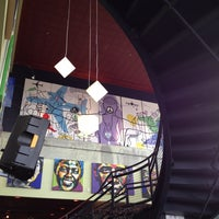 Photo taken at Busboys and Poets by Reese S. on 4/1/2012