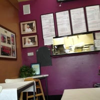 Photo taken at Sky's Gourmet Tacos by Omar P. on 3/23/2012