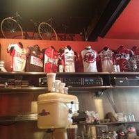 Photo taken at Jetfuel Coffee by Matthew B. on 9/3/2012