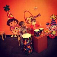 Photo taken at Children's Museum of Manhattan (CMOM) by Armando C. on 3/4/2012